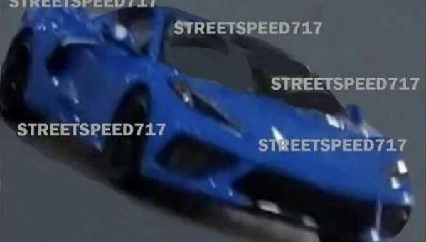 2020 Chevrolet Corvette C8 Mid Engine Leak Streetspeed717