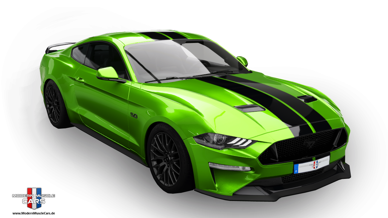 2020mustang front