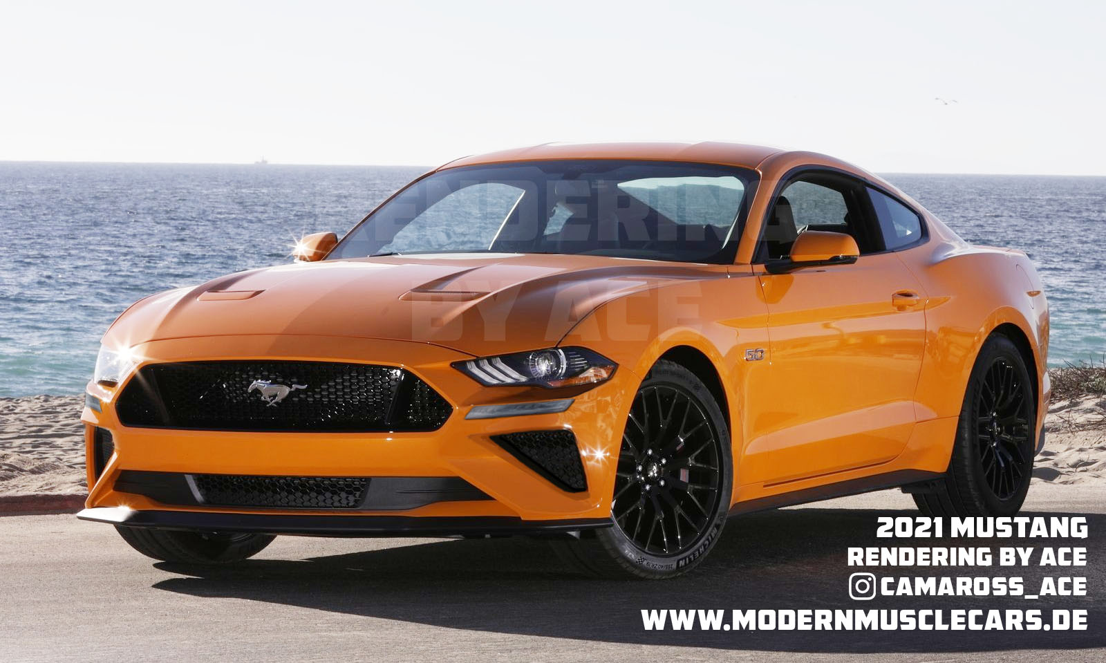 2021mustang facelift by ace
